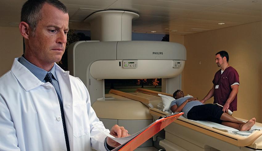 Radiologist at Medical Imaging of fredericksburg