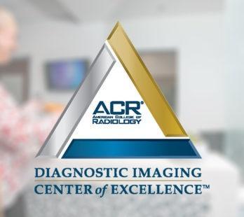designated imaging center of excellence logo