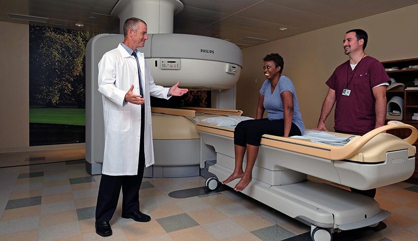 Is An Mri Open Medical Imaging Of Fredericksburg