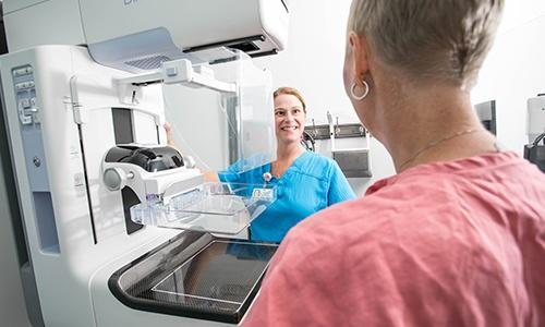 Imaging center for women at north stafford 3d mammography