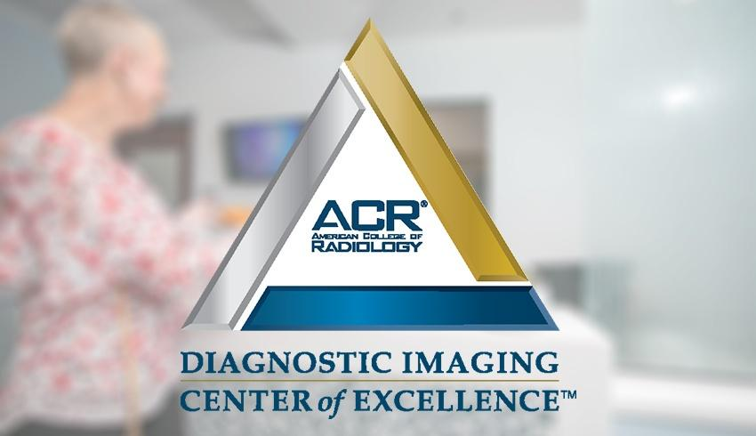 diagnostic imaging center of excellence logo