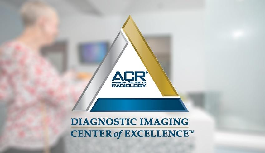 designated imaging center of excellence logo